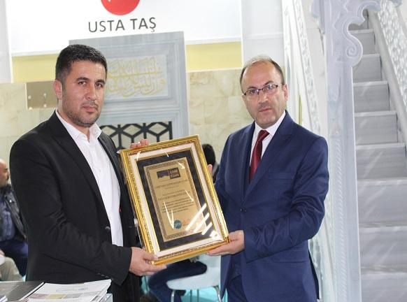 Usta Taş Dekorasyon İstanbul Fuarı