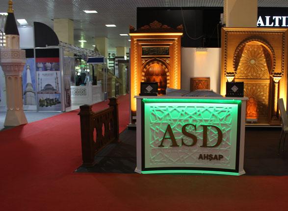 Asd Ahşap İstanbul Fuarı