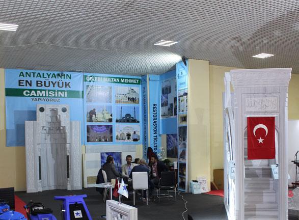 Bayramoğulları Restorasyon İstanbul Fuarı