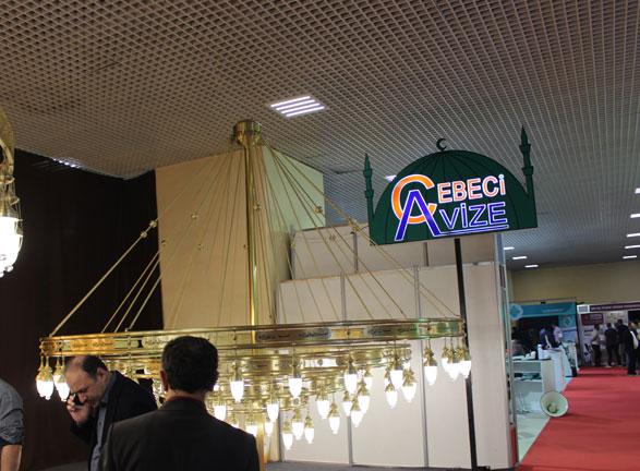 Cebeci Avize İstanbul Fuarı