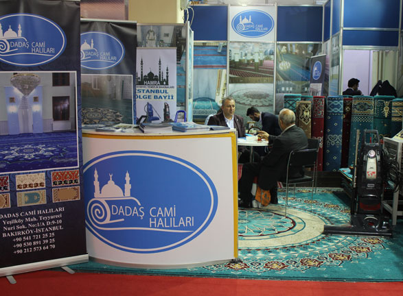 Dadaş Cami Halıları İstanbul Fuarı