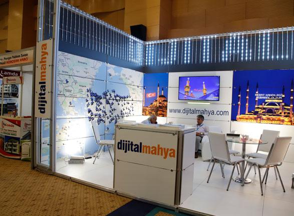 Dijital Mahya Antalya Fuarı