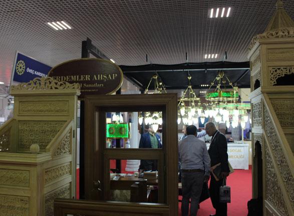 Erdemler Ahşap İstanbul Fuarı