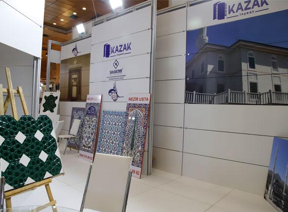 Kazak İnşaat Antalya Fuarı
