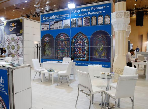 Osmanlı Cami Donanımları Antalya Fuarı