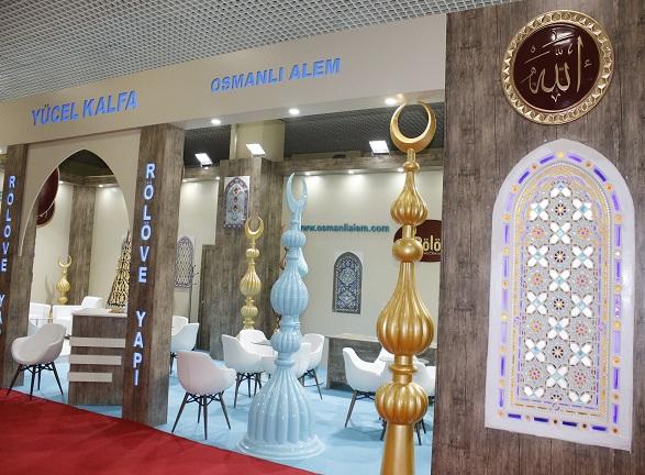 Rölöve Yapı Dekorasyon İstanbul Fuarı