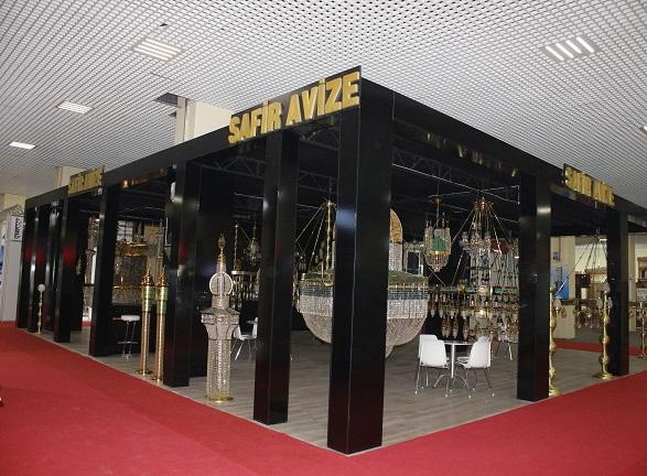 Safir Avize İstanbul Fuarı