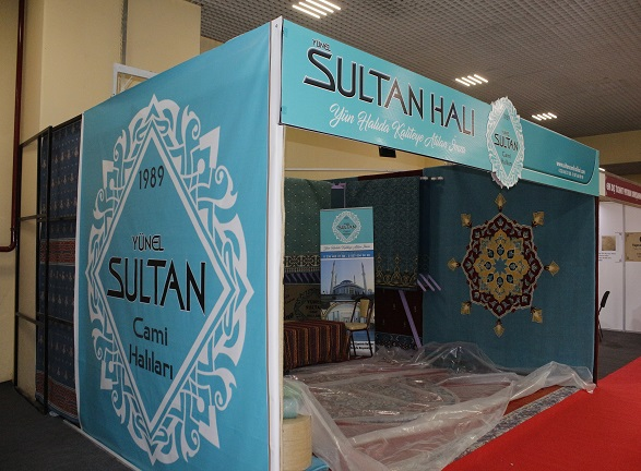 Sultan Halı İstanbul Fuarı