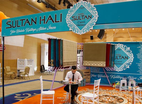 Sultan Halı Antalya Fuarı