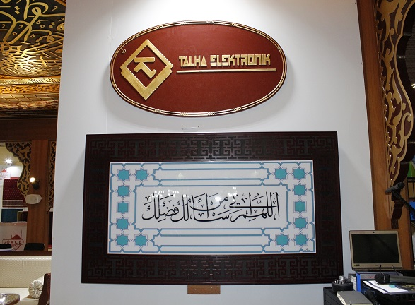 Talha Elektronik İstanbul Fuarı