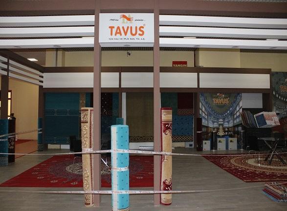 Tavus Yün Halı Ve İplik İstanbul Fuarı